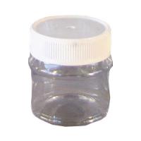 Plastburk med lock 50 ml