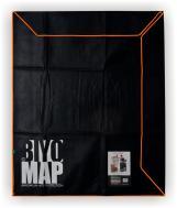 Skydd för tavlor - Biyomap 140x160cm Orange