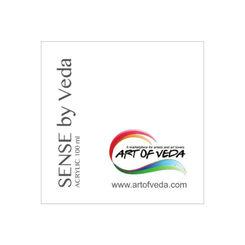 SENSE by Veda akrylfärg - Etiketter till 100 ml
