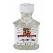 Oljemedium Turpentine 75 ml