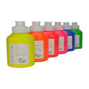 SENSE by Veda akrylfärg 6 x 500 ml - Neonfärger