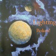 """Bok """"Lightning"""" av Yvonne Svensson"""