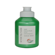 SENSE by Veda akrylfärg 500 ml - Jade Green Pearl # 224
