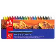 Vaxpastell Caran d'Ache Neocolor I - 30 st