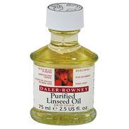 Oljemedium Purified Linseed Oil 75 ml