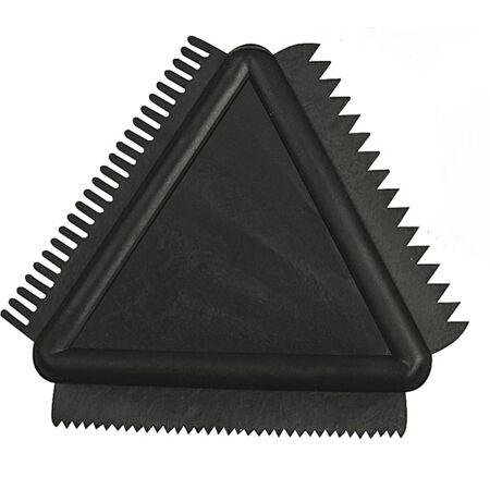 Spackel trekantig